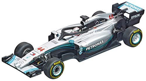 Carrera 64128 Mercedes-AMG F1 W09 EQ Power+ GO!!! Analog Slot Car Racing Vehicle 1:43 Scale from Carrera