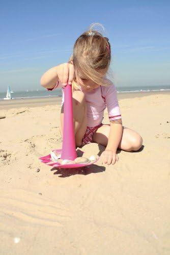 Calypso Pink Quut 170013 Triplet Gioco da Spiaggia