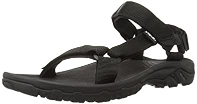 Teva Men's Hurricane XLT Sandal,Black,7 M US