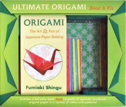 Ultimate Origami Book & Kit, by Fumiaki Shingu