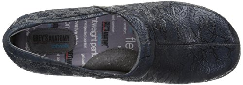 SoftWalk Women's Lace Clog Meredith Navy rRwqrCa