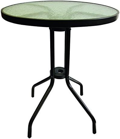 Dajar Tables de Caf/é Bistro Table Gris