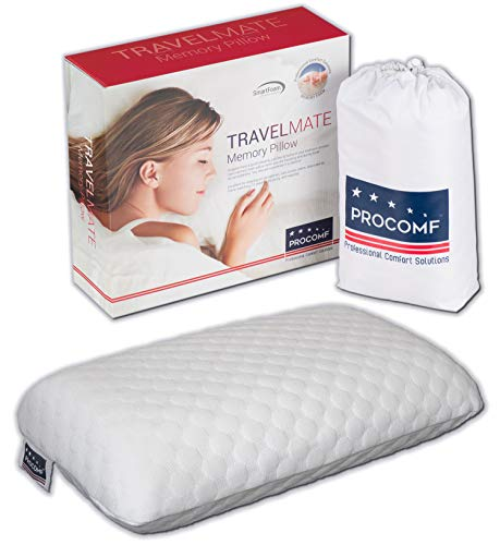 VISCO LOVE ProComf Travel and Camping Mate/Baby/Kid's/Teen's/Adult's Memory Foam ()