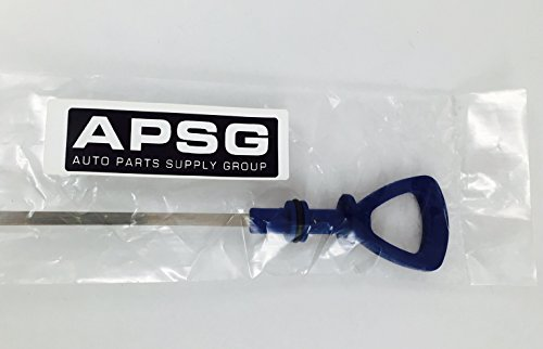 (APSG Engine Oil Dipstick Level Tool for Mercedes Benz - NOT to BE Left in Motor - Tool is Long SO That IT FITS Many Different Vehicles)