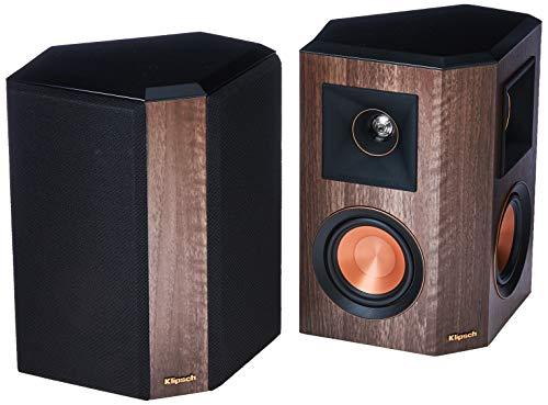 Klipsch RP-402S Surround Sound Speakers (Pair) (Walnut) (Energy Surround Speakers)