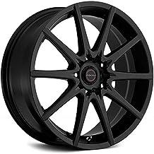 """Focal 428SB F-04 Matte Black Wheel (16x7""""/5x100mm, 42 mm offset)"""