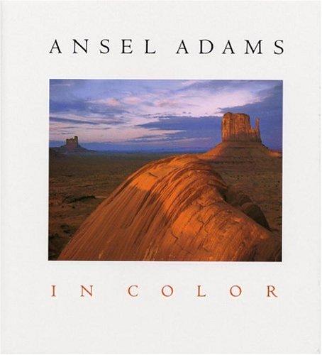 Ansel Adams in Color