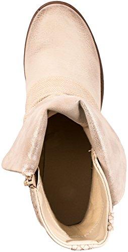 Elara - Botas Desert Mujer Beige