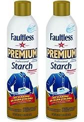 Faultless Premium Professional Starch 20...