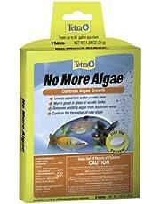 Tetra No More Algae Tablets 8 Count, Controls Algae in Aquariums
