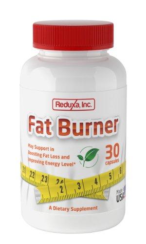 Supplément de perte de poids Fat Burner Reduxa naturel, 30 comte