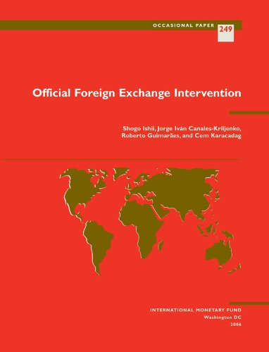 Review Official Foreign Exchange Intervention