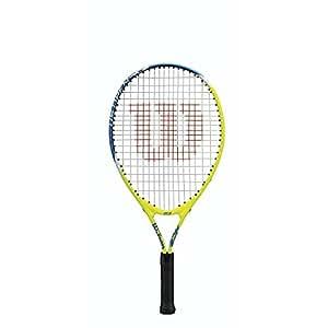 Wilson US Open Junior Tennis Racket, 23-Inch