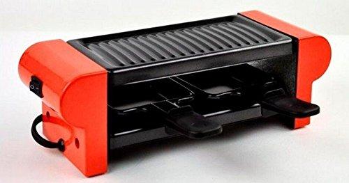 スイス料理 Cookinex ED-337 Raclette Grill ラクレット グリル 2人用 [並行輸入品]   B01GP0QBY2