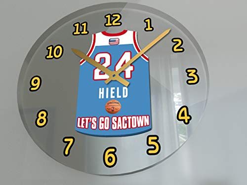Basketball Wall Clocks - 12