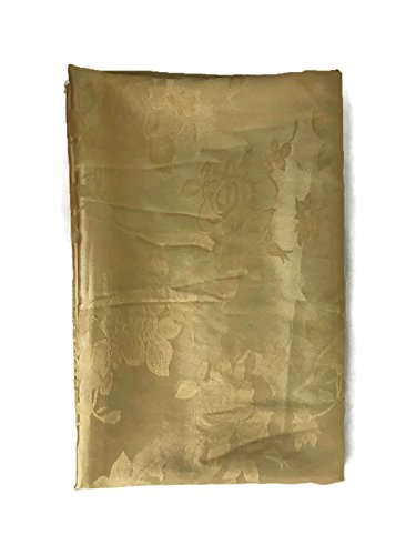 Mulberry Silk Throw Blanket for multipurpose Use : Sofa Reading, Day Bed, Travel and for Children - Gold, 60x80 (Don King Halloween Costume)