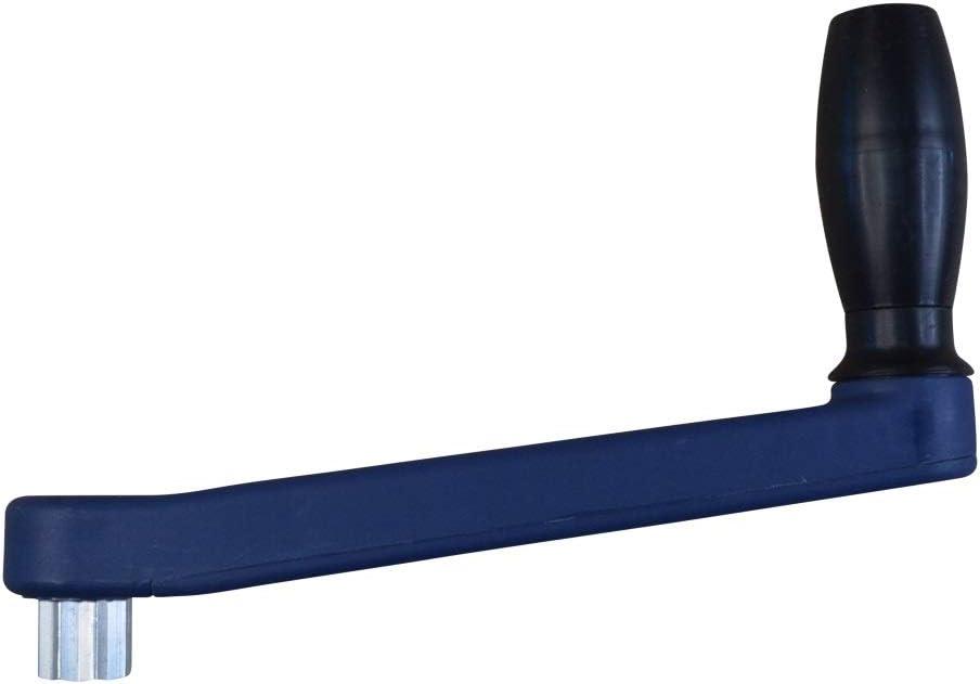 8 Titan Blue Sailing Non-Locking Winch Handle Boat Fittings Lewmar Winch Handle