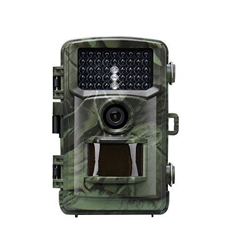 Ouvis T1 Hunting Game Trail Cam with 2.36 TFT LCD Screen 12Megapixel 42pcs IR LEDs Waterproof IP 56 Digital Scouting Camera