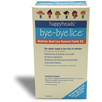 mini Happyheads Bye-Bye Lice