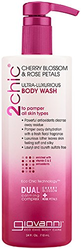 Giovanni 2chic Luxury Body Wash, 24 Ounce