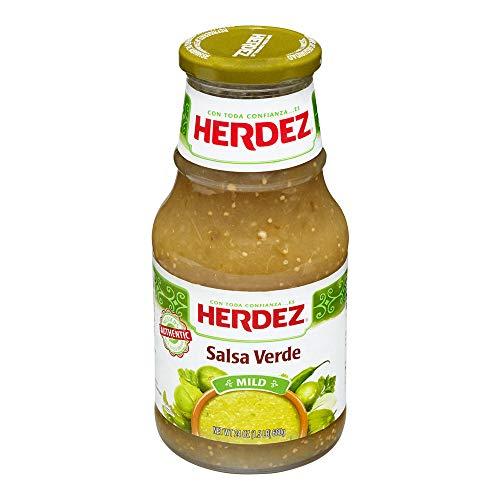 Herdez Salsa Verde, 24 Ounce