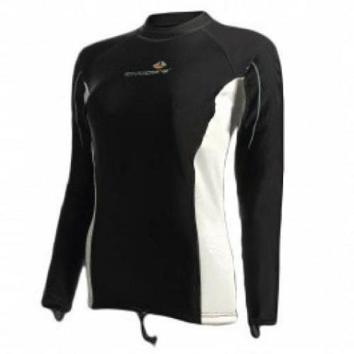 Lavacore Women's Long-Sleeve Shirt Size 18 - for Scuba , Snorkeling, and Water Sports by Oceanic