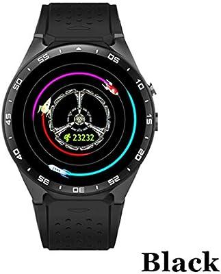 FYK&&SW Reloj Inteligente GPS Smart Watch 3G WiFi 1.39 Pulgadas ...