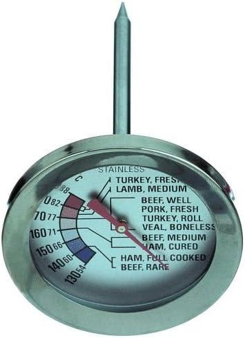 Grunwerg TMT-73S Fleischthermometer Edelstahl