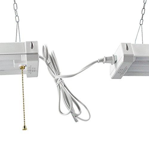 OOOLED LED Shop Light,4FT(4pack),42W 4800LM 5000K Daylight