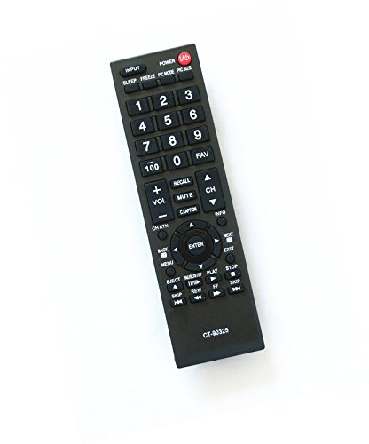 toshiba tv remote control - 3