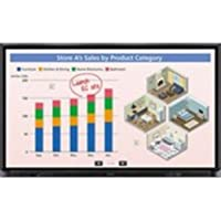 """70"""" Class (69.5"""" viewable) - Aquos Board LED Display - Interactive - with Touchscreen - 4K UHD (2160p) 3840 x 2160 - HDR…"""