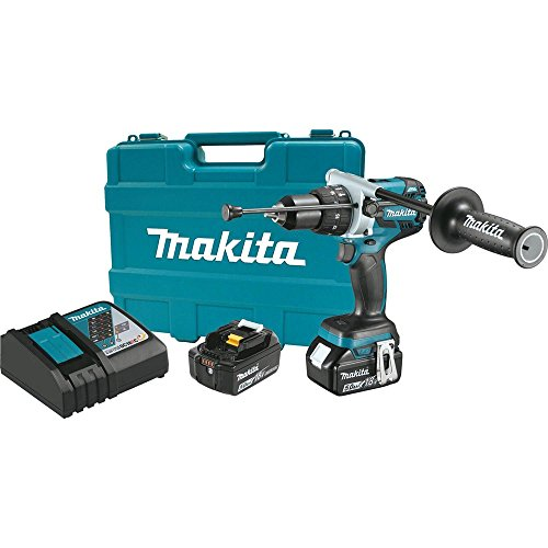 Makita XPH07TB 18V LXT BL Hammer Drill Kit by Makita