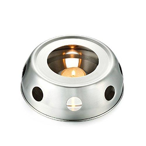 安い割引 funnytoday365 Teaヒーター暖房のティーポットincenseplate Essencial OilステンレススチールFurnace Candleヒーターストーブ B07DN883T6 B07DN883T6, オカザキシ:1877a06c --- egreensolutions.ca