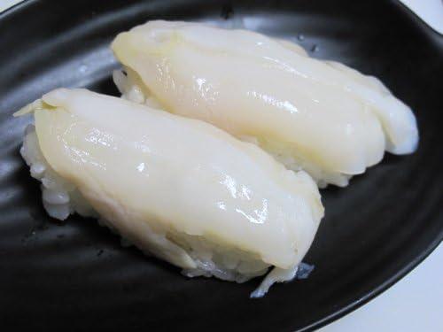 [食材市場 やまもと] 真つぶスライス (寿司用) 20枚