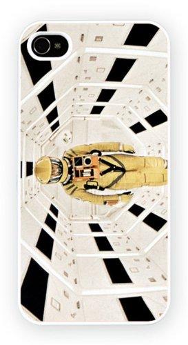 2001: A Space Odyssey - Corridor, iPhone 5 5S, Etui de téléphone mobile - encre brillant impression