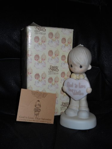 Is Love Dear Valentine Boy (Enesco Dear God)