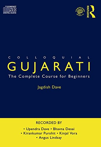 Colloquial Gujarati: The Complete Course for Beginners (Colloquial Series (CD))