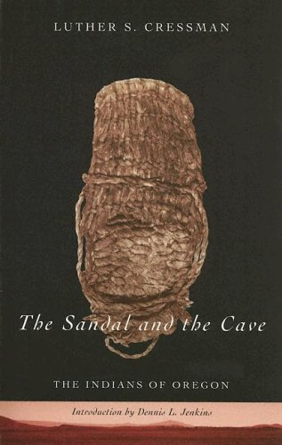 Purchase low price Sandal and the Cave, The: The Indians Oregon