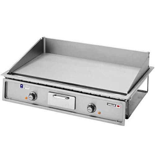 TableTop King G-196 Drop-In 36'' Countertop Electric Griddle - 400V, 12000W