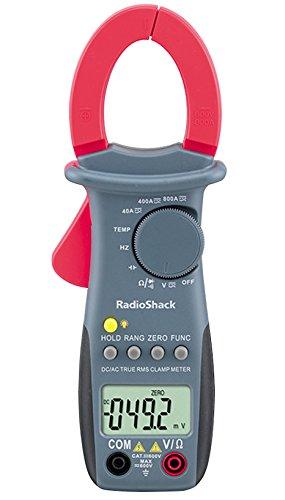 Radioshack True-RMS Digital Clamp-on Multimeter