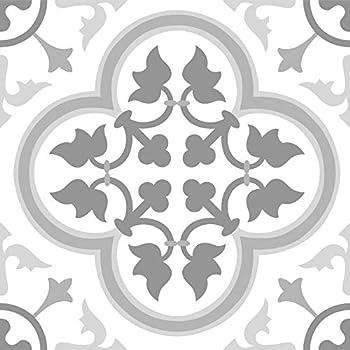Amazon Com Alwayspon Non Slip Vinyl Floor Sticker Waterproof Pvc Backsplash Tile Decal Self