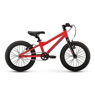 Raleigh Rowdy 16 Kid's Bike, Red