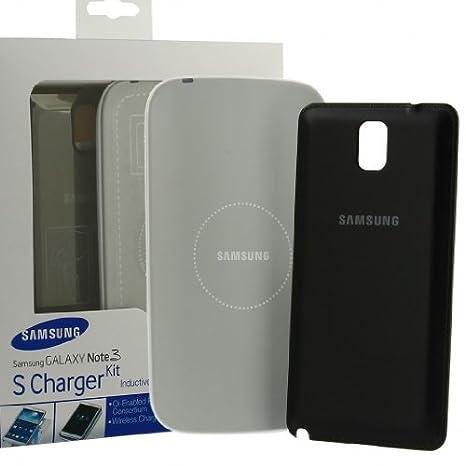 Original Negro S Pad Cargador + Carcasa para Samsung Galaxy ...