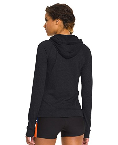 Under Armour Women's Charged Cotton® Undeniable Full Zip Extra Small Black