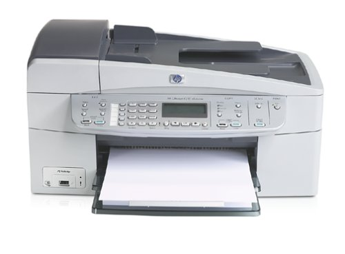 HP OfficeJet 6210 All-in-One Printer by HP