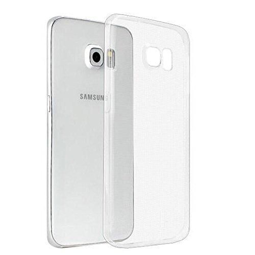 Johra Transparent Soft Back Case Cover for Samsung Galaxy S7