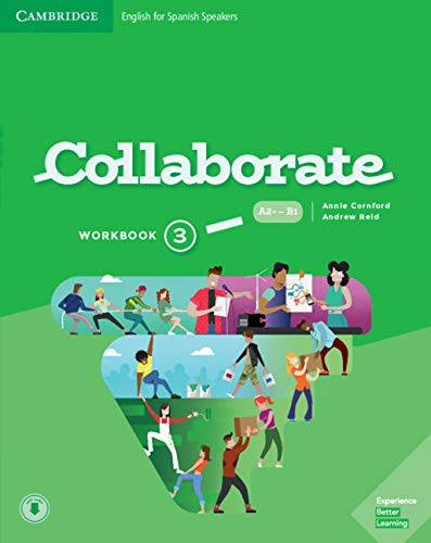 Collaborate Level 3 Workbook por Annie.Andrew Reid. Cornford