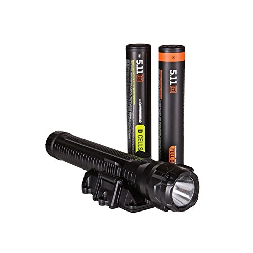5 11 53240 019 1 Sz Tpt R7 14 Nimh Ac Dc Rechargeable Flashlight  Black