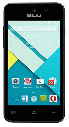 BLU Advance 4.0 L A010 Dummy Display Phone - Black (Dummy Samsung)