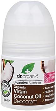 Dr. Organic Desodorante Aceite Coco Organico 50 ml 50 ml
